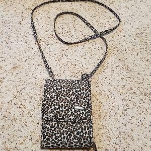 Travelon cheetah bag